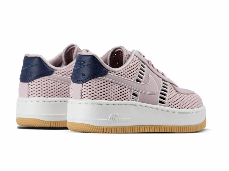 W Air Force 1 Upstep SI Particle Rose Particle Rose 917591 600