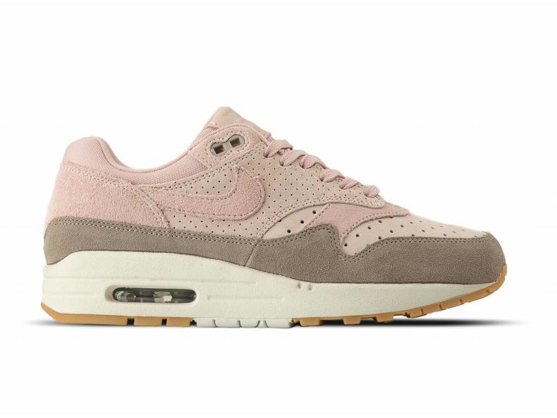 reputable site bb7dc 4a5b2 WMNS Air Max 1 PRM Particle Beige Particle Beige 454746 208