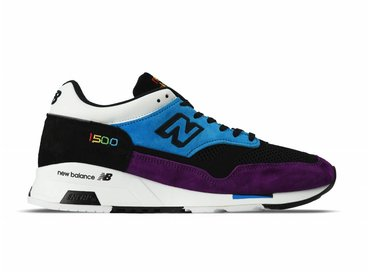 New Balance M1500CBK Colour Prism Black Blue Purple 633301 60 2