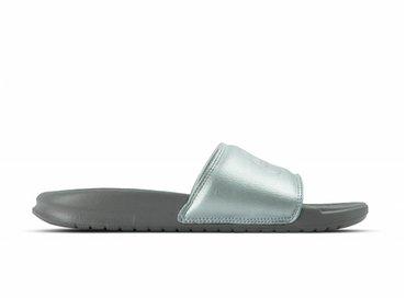Nike WMNS Benassi JDI BP Metallic Silver AO4642 001