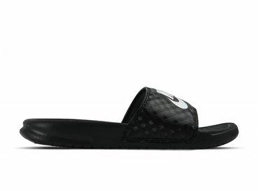 Nike WMNS Benassi JDI Black White 343881 011