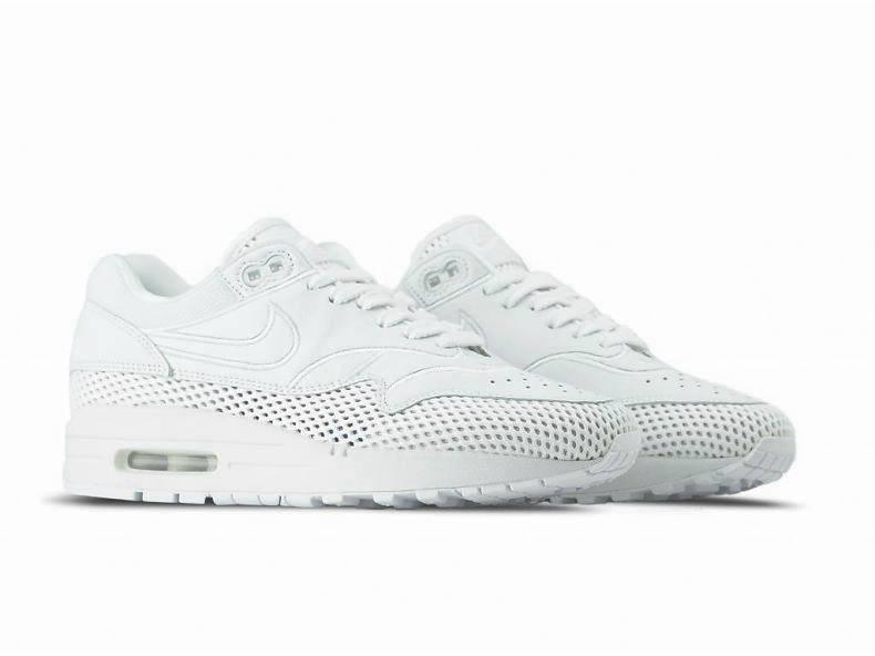 WMNS Air Max 1 SI White White Vast Grey AO2366 100