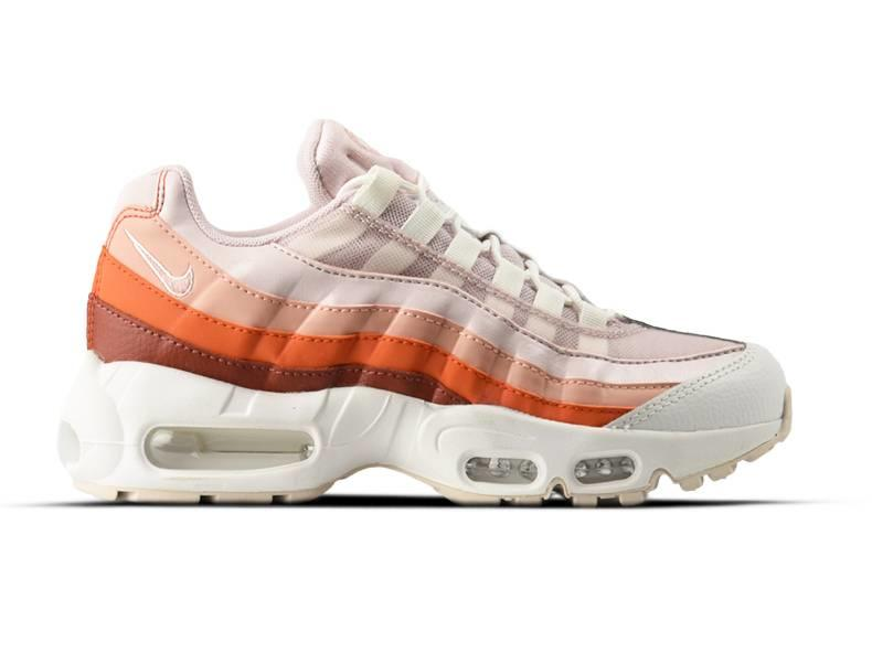 0cf801f3ca Nike WMNS Air Max 95 Barely Rose Coral Stardust 307960 604 | Bruut ...