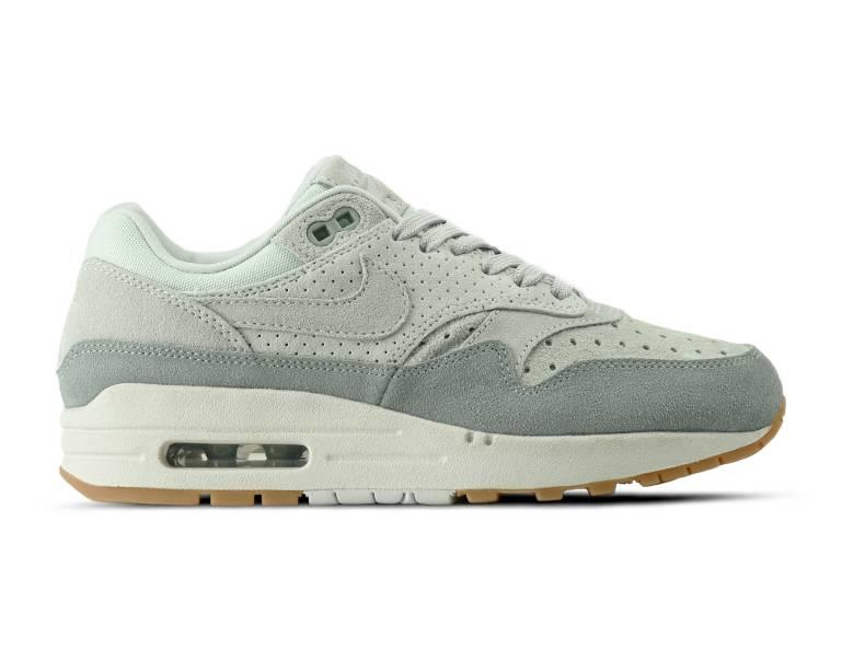 buy online a2aab 2acc9 WMNS Air Max 1 PRM Barely Grey Barely Grey 454746 019