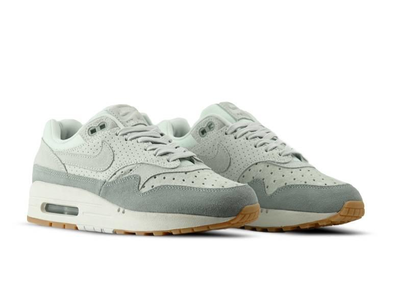 WMNS Air Max 1 PRM Barely Grey Barely Grey 454746 019
