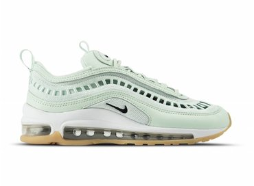 Nike W Air Max 97 UL '17 SI Barely Green Black Gum Yellow AO2326 300
