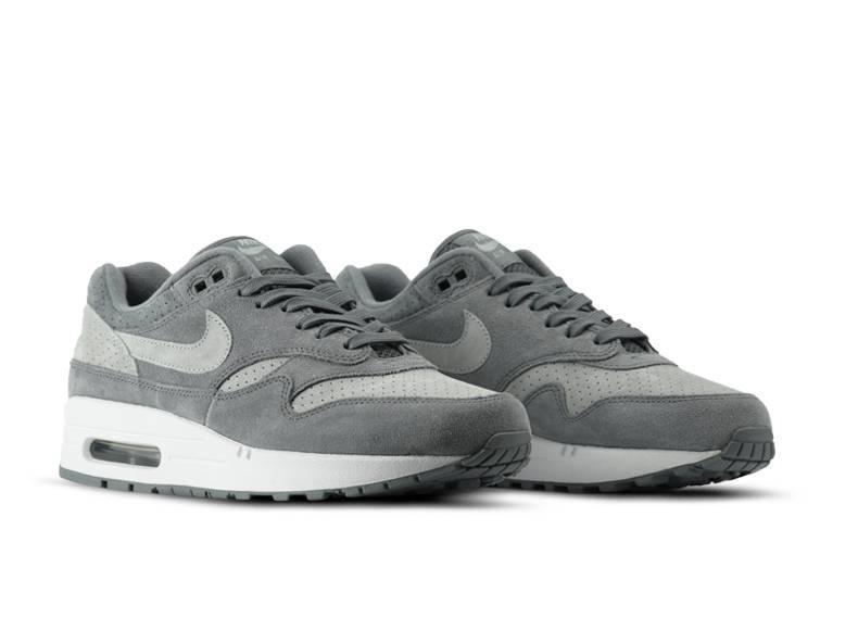 brand new cdfc1 c4ac2 Air Max 1 Premium Cool Grey Wolf Grey White 875844 005