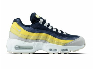 Nike Air Max 95 Essential White Vast Grey Lemon Wash 749766 107
