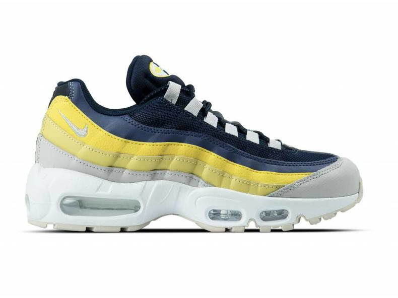 newest de161 93c30 Air Max 95 Essential White Vast Grey Lemon Wash 749766 107