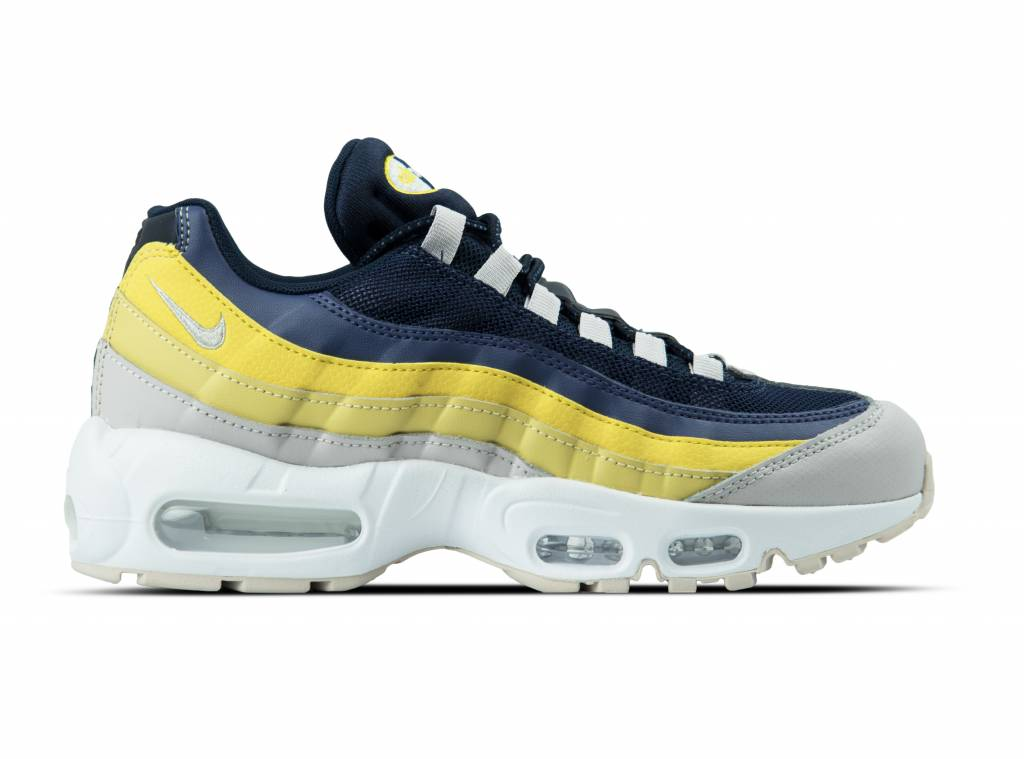 Air Max 95 Essential White Vast Grey Lemon Wash 749766 107