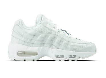 Nike WMNS Air Max 95 PRM Summit White Summit White 807443 102