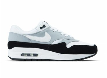 huge selection of 700d6 22d2a Nike Air Max 1 Wolf Grey White Black AH8145 003