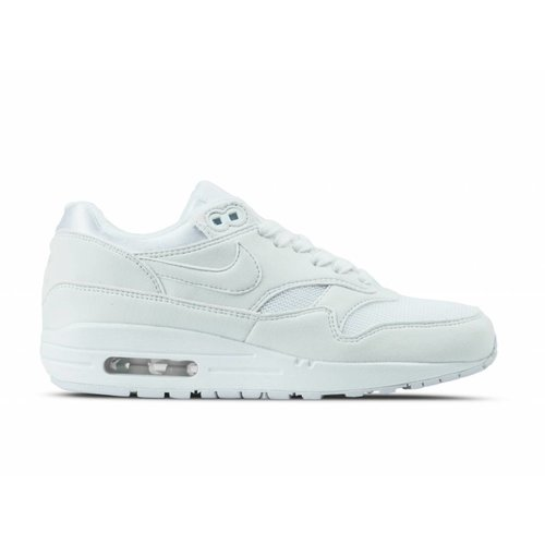 WMNS Air Max 1 White Pure Platinum 319986 108