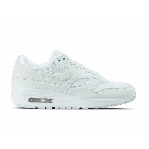WMNS Air Max 1 White White Pure Platinum 319986 108