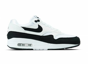 Nike WMNS Air Max 1 White Black 319968 109