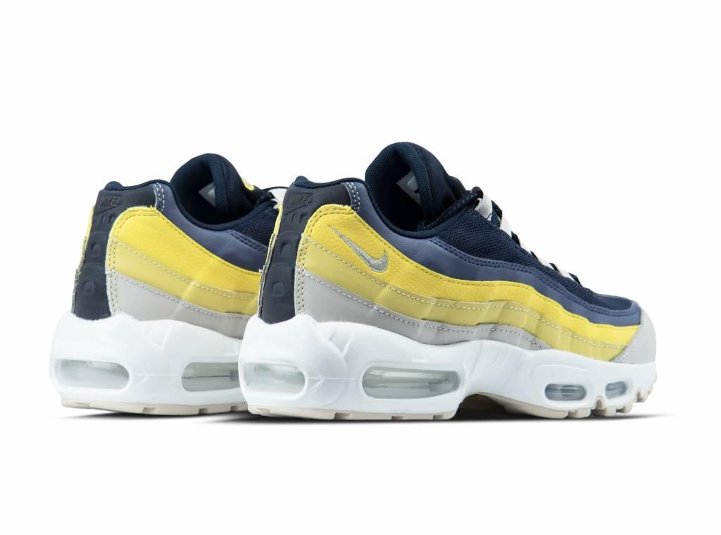 Nike Air Max 95 Essential White Vast Grey Lemon Wash 749766 107