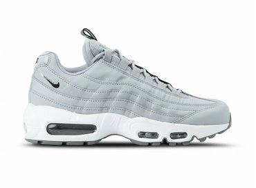 Nike Air Max 95 SE Wolf Grey Black White AQ4129 001