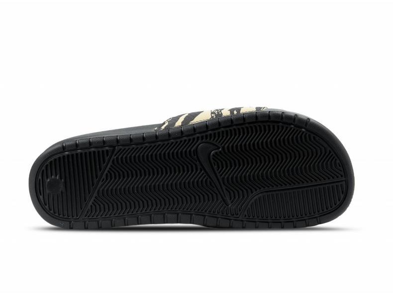 Benassi JDI Khaki Khaki Velvet Brown Black AQ5060 200