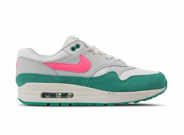 Nike Air Max 1 Summit White Sunset Pulse Kinetic Green AH8145 106