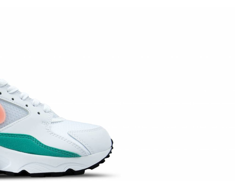 Nike Air Max 93 White Crimson Bliss 306551 105   Bruut