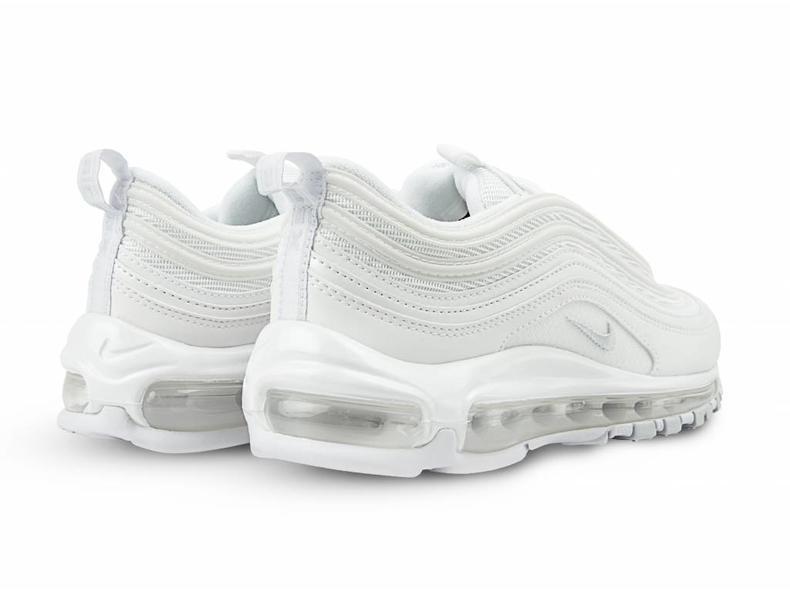 W Air Max 97 White White Pure Platinum 921733 100