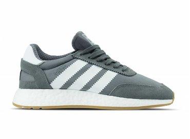 Adidas Iniki Runner I 5923 Grey White Gum D97345