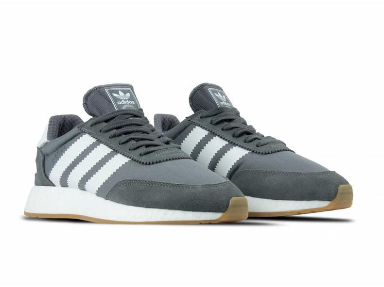 Adidas Iniki Runner I 5923 Grey White Gum D97345  e42e7594118f