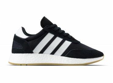 Adidas Iniki Runner I 5923 Black White Gum D97344
