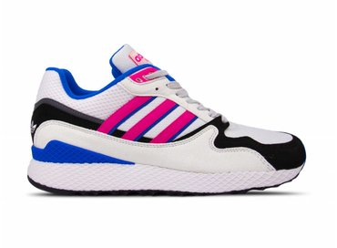 Adidas Ultra Tech Crystal White Shock Pink Core Black AQ1190