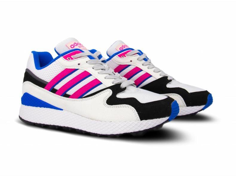 03da801d3fa Adidas Ultra Tech Crystal White Shock Pink Core Black AQ1190