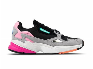 Adidas Falcon Core Black Core Black Light Granite BB9173
