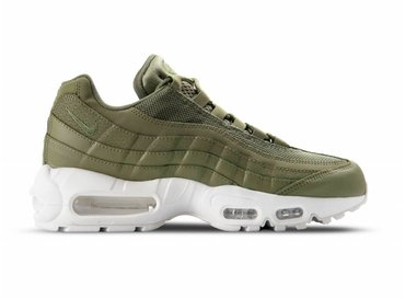 Nike Air Max 95 Essential Trooper Summit White 749766 201