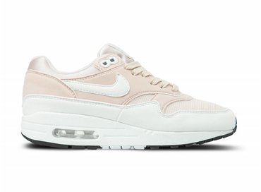 size 40 ab256 752d0 Nike WMNS Air Max 1 Barely Rose White 319986 607