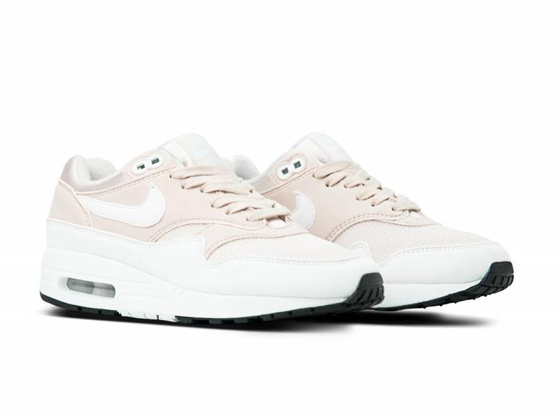 WMNS Air Max 1 Barely Rose White 319986 607