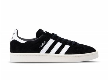 Adidas Campus Core Black Footwear White Chalk White BZ0084