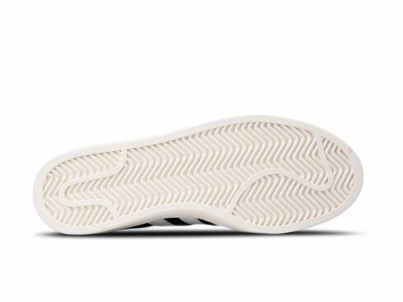 Campus Core Black Footwear White Chalk White BZ0084