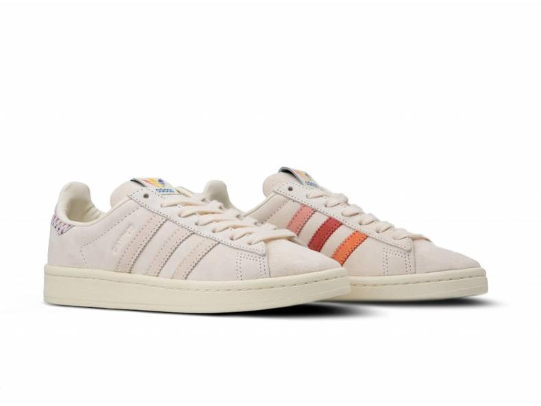 35e4ffd97d7 Adidas Campus Pride Chalk White Trace Pink Trace Scarlet B42000 ...