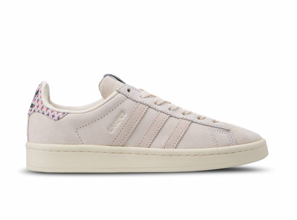 Adidas Campus Pride Chalk White Trace Pink Trace Scarlet