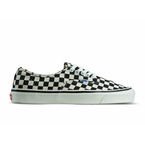 Authentic 44 DX Anaheim Factory Black Check VN0A38ENOAK