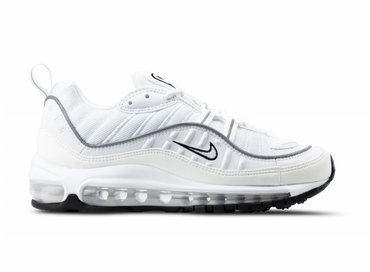 Nike W Air Max 98 White White Reflect Silver AH6799 103
