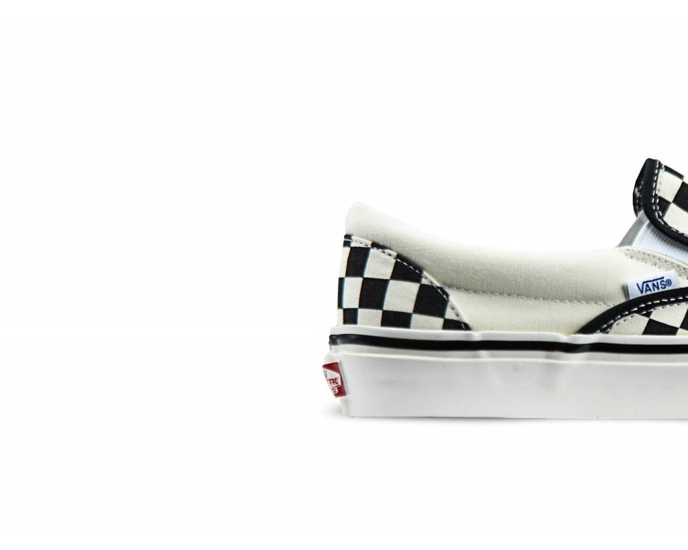 Vans Classic Slip On 9 Anaheim Factory Checker VN0A3JEXPU1