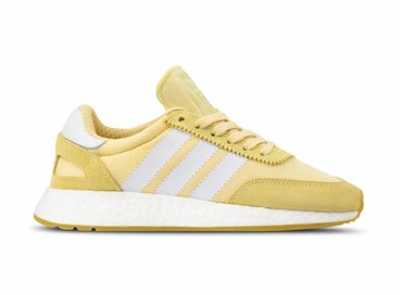 Adidas I 5923 W Light Yellow Dark Yellow White B37972