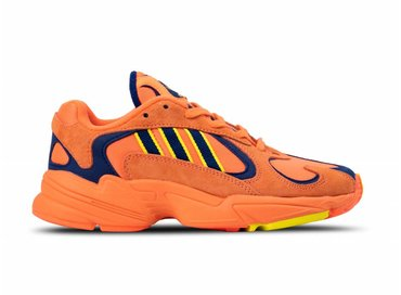 Adidas Yung 1 Hi Res Orange Hi Res Orange Shock Yellow B37613