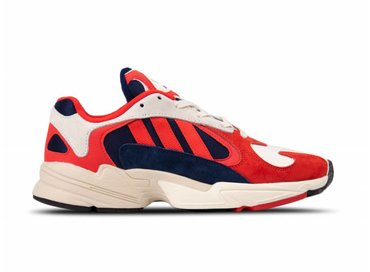 Adidas Yung 1 Orange Core Black Collegiate Navy B37615