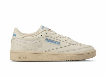 Reebok Club C 85 Chalk Paper White Blue CN5464