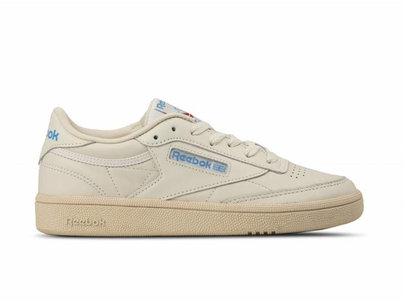 c8406d49178c Reebok Club C 85 Chalk Paper White Blue CN5464