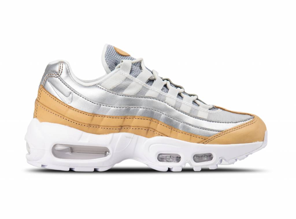 WMNS Air Max 95 SE PRM Pure Platinum Metallic Silver AH8697 002 will be  added to your shopping card a325f33c9792