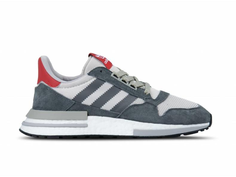 04ad73df Adidas ZX 500 RM Grey Four Footwear White B42204 | Bruut Online shop ...