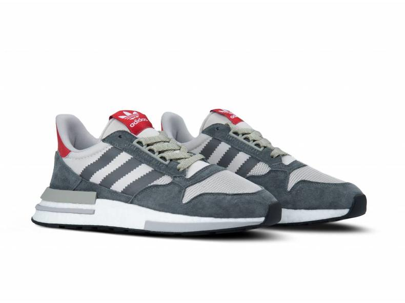 5c38e37cc Adidas ZX 500 RM Grey Four Footwear White B42204