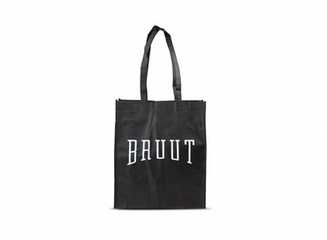 Bruut Exclusive Totebag Black/White